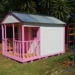 pink n white doll house leo wendyhuts
